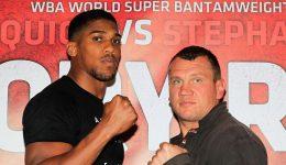 Scott Quigg v Stephane Jamoye Fight Report
