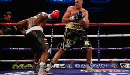 Tyson Fury v Dereck Chisora Rearranged for 22nd November 2014