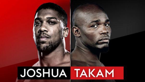 Joshua vs Takam