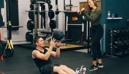 RDX Medicine Ball Workout