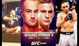 UFC Fight Night Calgary – Eddie Alvarez vs. Dustin Poirier 2 Preview & Prediction