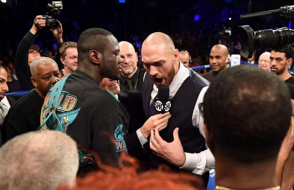 Deontay Wilder vs. Tyson Fury In Eyes Of Boxing Analyst Paulie Malignaggi