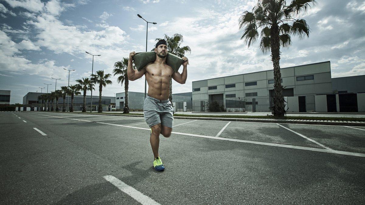 Sandbag Workouts For Surprising, Speedy Results