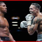 Alex Krassyuk: Anthony Joshua vs Oleksandr Usyk Fight 'Inevitable'