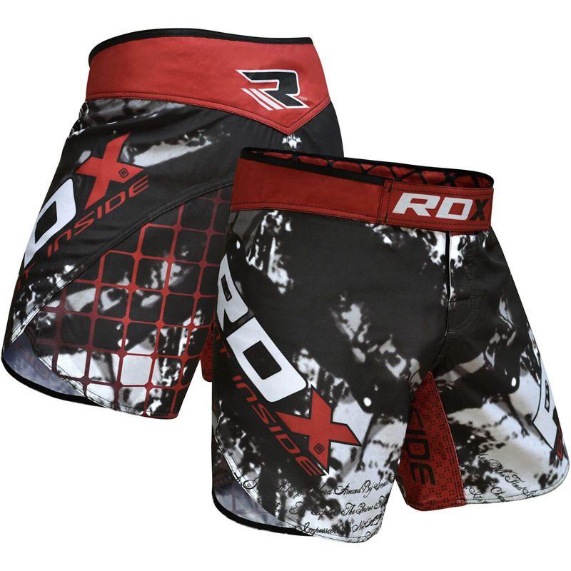 RDX R6 Grappling MMA Shorts