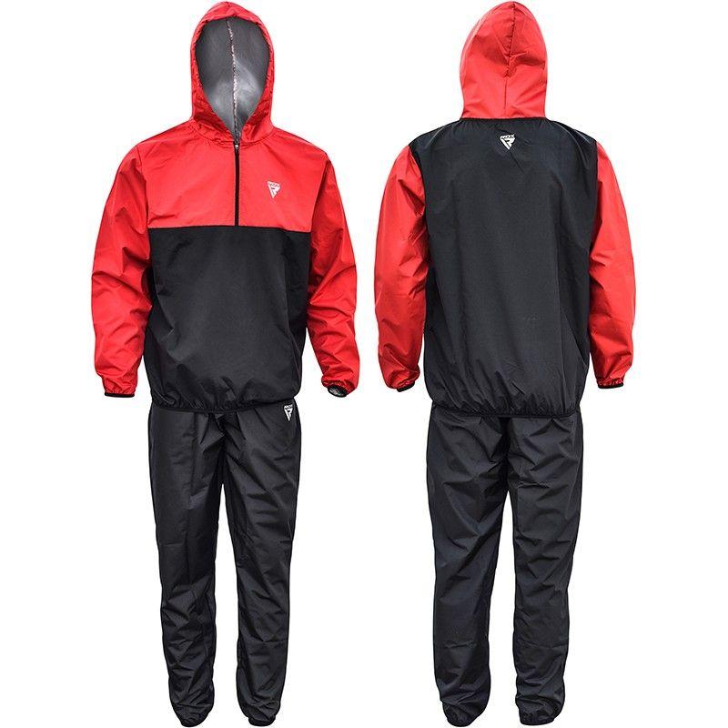 RDX X6 Hooded Sauna Sweat Suit