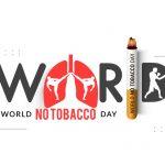 Let's Celebrate World No Tobacco Day