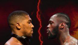 Anthony Joshua vs Deontay Wilder: A mega-fight happening soon