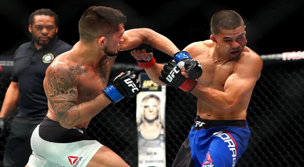 Sergio Pettis and Tyson Nam set for UFC Mexico