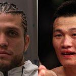 Korean Zombie vs Brian Ortega set as UFC Fight Night 165 on Dec. 21 in Korea