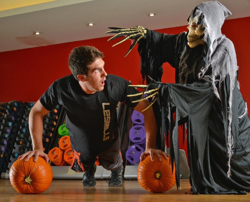 Top 5 Halloween Fitness Regime