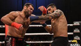 Gabriel Gonzaga knocks out 'Bigfoot' Silva at BKFC 8