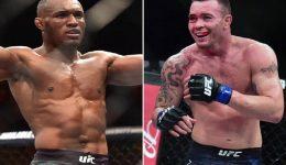 Kamaru Usman vs Colby Covington Title Fight Confirmed for UFC 245