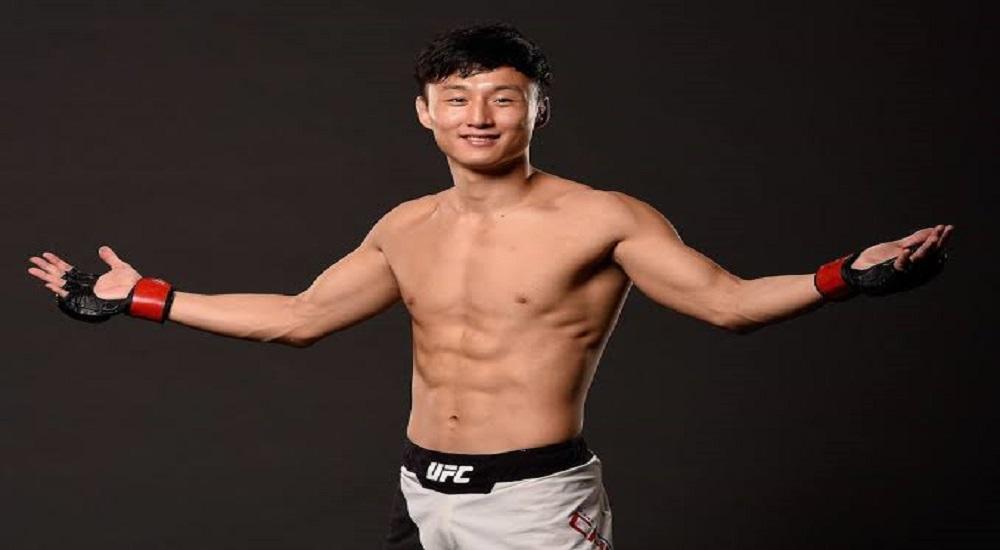 Doo Ho Choi returns at UFC 165 in South Korea