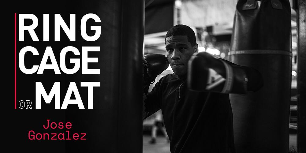 Jose Gonzalez - Ring Cage or Mat