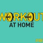Workout at Home. Warm Ups, Jump Ropes, Pull Up Bars, and Dip Bars.